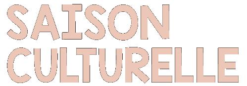 logo saison culturelle
